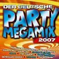 DER DEUTSCHE PARTY-MEGAMIX 2007 - VARIOUS ARTISTS / 2 CD-SET - NEU