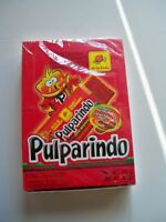 PULPARINDO ** mexican chewy candy**tamarind flavor** salt and chili** EXTRA HOT