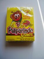 PULPARINDO ** mexican chewy candy**tamarind flavor** salt and chili** BIG size