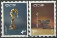 Cept 1993 ** 248-9 Färöer Satz Postfrisch siehe scan