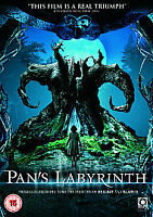 Pan's Labyrinth (DVD 2007) Guillermo Del Torro