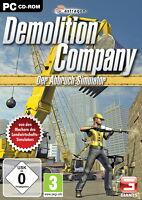 Demolition Company - Der Abbruch Simulator (PC, 2010, DVD-Box)