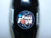 2011 NCAA Final Four Houston Coca-Cola Coke Bottle
