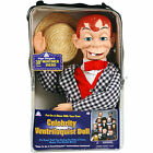 MORTIMER SNERD VENTRILOQUIST DUMMY DOLL PUPPET - NEW IN CARRYING CASE!