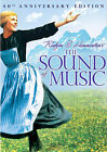 The Sound of Music (DVD, 2005, 2-Disc Set, 40th Anniversary Edition)