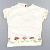 Tee shirt fille 12 mois dpam - vêtement bébé