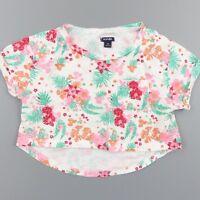 Tee shirt court fille 5 ans - vêtement habit