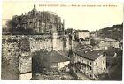 CPA 38 Saint-Antoine l'Abbaye Porte de Lyon et Façade Ouest de la Basilique