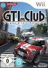 GTI Club Supermini Festa (Nintendo Wii, 2010, DVD-Box)
