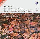J.S. Bach: Orchestral Suites Nos. 3-5 (2004) Apex {CD}