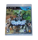 The Shoot  (Sony Playstation 3, 2010) PS3 NEW