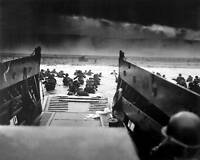 World War II D-Day Normandy France Allied WWII 8 x 10 Photo Photograph Picture