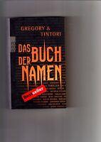 Jill Gregory / Das Buch der Namen / Buch
