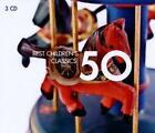 Various -50 Best Children's Classics New CD
