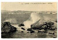 CPA 06 Alpes-Maritimes Cannes Vue générale prise de la Réserve
