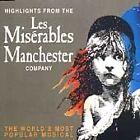 MANCHESTER CAST - LES MISERABLES New CD
