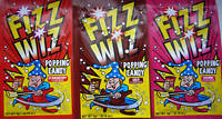 Sweets Fizz Wizz Popping Candy X 6 Pick Your Flavour 7 For 6 Or 14 For 11