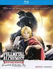 Fullmetal Alchemist: Brotherhood - Collection One (Blu-ray Disc, 2012)