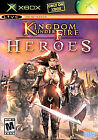 Kingdom Under Fire: Heroes (Microsoft Xbox, 2005) - Game - Disc Only - Free Ship