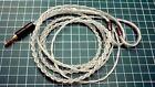 5N OCC Silver Plated Upgrade Cable for Shure SE535 SE425 SE315 SE215 SE865 UE900