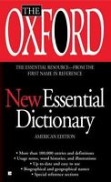 The Oxford New Essential Dictionary: By Oxford University Press
