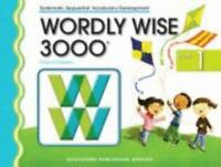 Wordly Wise 3000 Grade 1 Student Book - 2nd Edition: By Cheryl Dressler