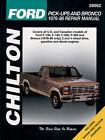 Chilton Books 26662 Repair Manual