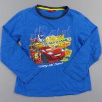Haut tee shirt manches longues garçon 8 ans Disney - vêtement habit