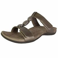 Vionic Albany Women Pewter Sandals