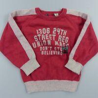 Pull garçon 2 ans TAO 10% laine - vêtement habit bébé