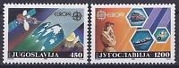 Cept 1988 ** 2273-4 Jugoslawien Satz Postfrisch siehe scan