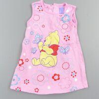 Robe été fille 12 mois Disney Winnie - vêtement bébé