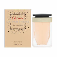 Cartier La Panthere Edition Soir by Cartier for Women 2.5 oz EDP Spray Brand New