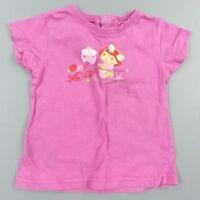 T-shirt été fille 2 ans - vêtement