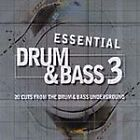 Various Artists - Essential Drum and Bass, Vol. 3 (20 Cuts Fom the D, 1999) CD