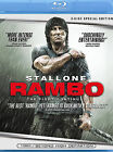 Rambo the Fight Continues NEW Bluray disc/case/cover only-no digital 2008