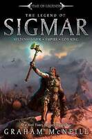 The Legend of Sigmar (The Time of Legends) by McNeill, Graham Book  - Cheap!!!