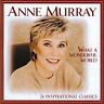 WHAT A WONDERFUL WORLD [2 CD] CD ANNE MURRAY BRAND NEW SEALED