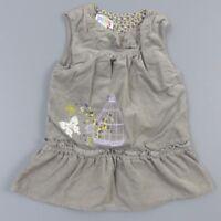 Robe velours fille 3-6 mois La compagnie des petits - vêtement bébé dress