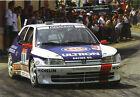 Carte postale PEUGEOT 306 MAXI RALLYE 1995 / Rally Postcard, Cartolina,Card, Fan