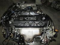 HONDA F22B1 VTech engine motor and Transmission  eBay