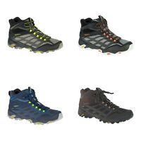 New Merrell Moab FST MID Gore-Tex Men's Medium Vibram Hiking Shoes All Sizes NIB