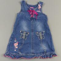 Robe en jean hiver fille 5-6 ans Complices - vêtement habit