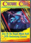 "CULTURE CLUB "" Live at the ROYAL ALBERT HALL "" 18 HITS DVD Nuovo Sigillato"