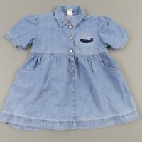 Robe en jean fille 4 ans Creeks - vêtement habit