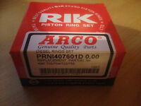 RENAULT K9K 1.5 DIESEL PISTON RING SET