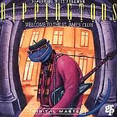 WELCOME TO THE ST. JAMES CLUB CD BY THE RIPPINGTONS BRAND NEW SEALED