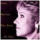 THE BEST ...SO FAR CD BY ANNE MURRAY BRAND NEW SEALED