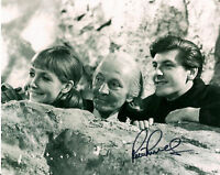 PETER PURVES DR WHO STEVEN SIGNED AUTOGRAPH 6 x 4 PRE PRINTED PHOTO HARTNELL ERA