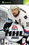 NHL 2005 (Microsoft Xbox, 2004)